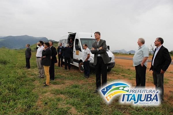 Presidente Do Cnpq Participa de Eventos Promovidos Pela Unifei e A Prefeitura de Itajubá